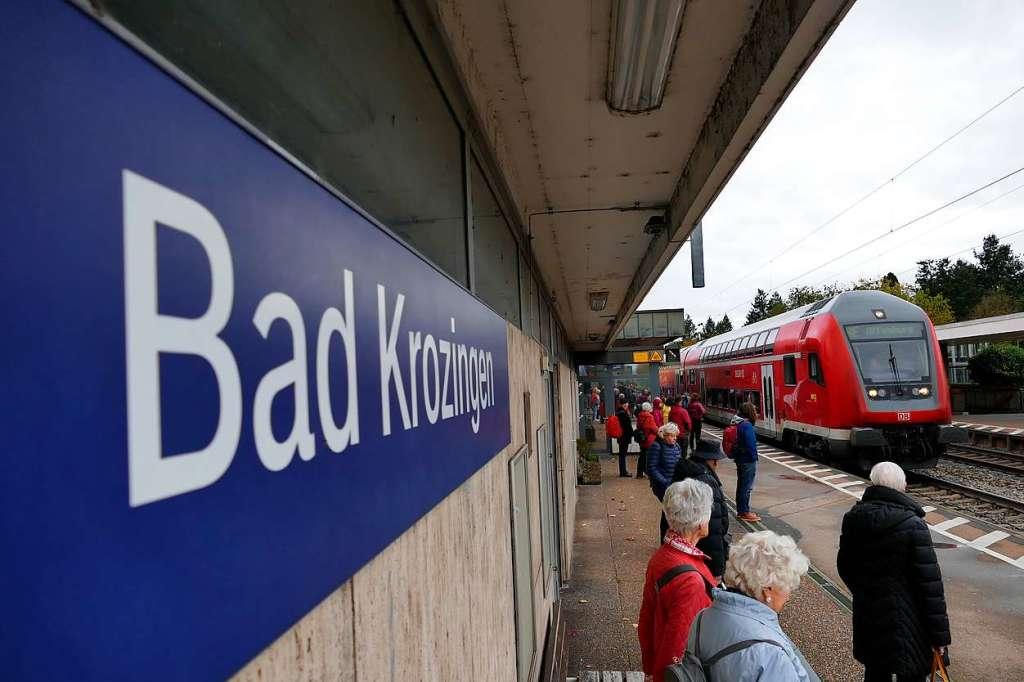 Neues Stellwerk in Bad Krozingen ist zukunftsweisend für Züge in Europa - Bad Krozingen - Badische Zeitung - Badische Zeitung