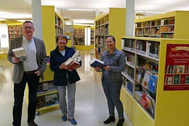 Die Rheinfelder Stadtbibliothek wird 10 Jahre alt