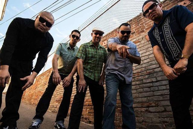 Die Jungs spielen Reggae: The Aggrolites kommen ins Café Atlantik