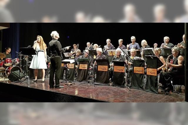 Black Forest Tiegers und Pop-Vox in Emmendingen