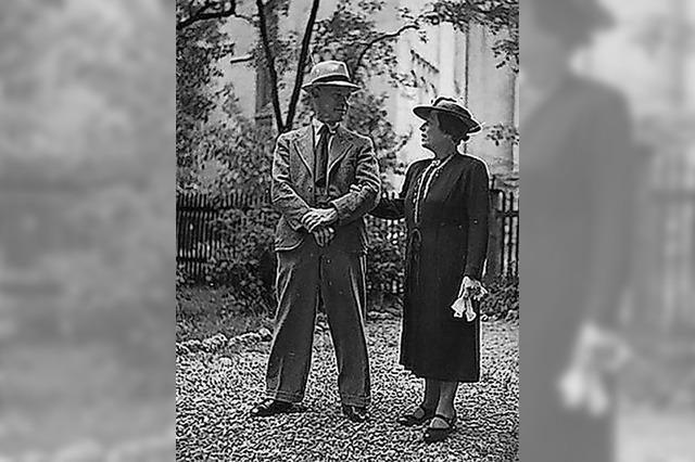 Josef Pröll und Miriam Friedmann zeigen ihren Film
