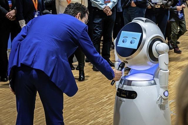 Neue Technologien beim Forum Zukunft