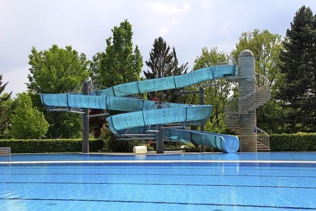 Das Parkschwimmbad steht ganz oben