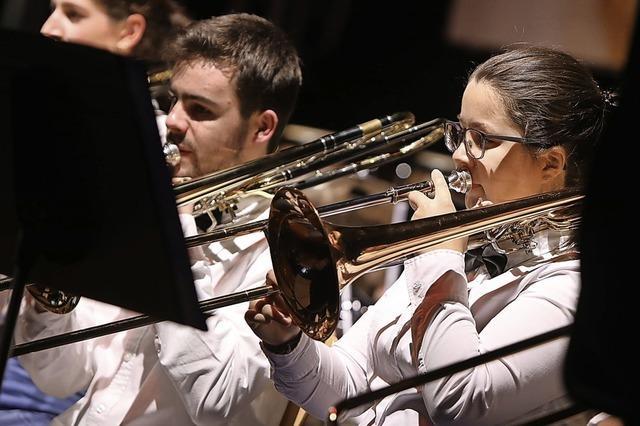 Profis machen Schule für die Jungmusiker