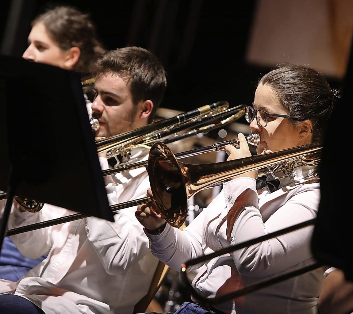 Profis machen Schule für die Jungmusiker - Lahr - Badische Zeitung