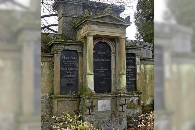 Historische Führung über den Schopfheimer Friedhof