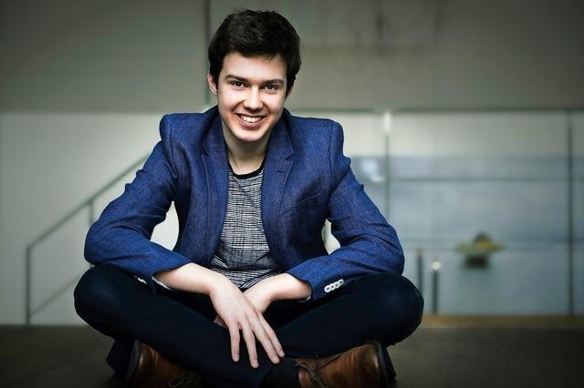 Pianist Robert Neumann gastiert in der Reihe