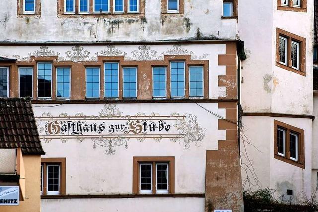 In die Stube in Pfaffenweiler sollen öffentliche Räume – keine Gastronomie