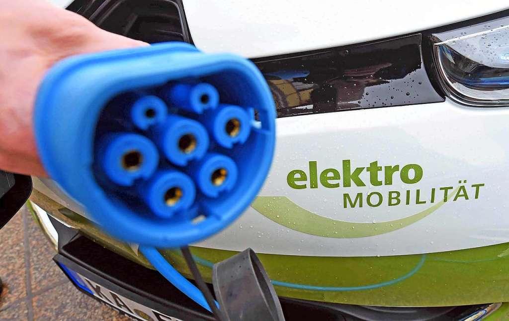Breisach bekommt ein kommunales Elektromobilitätskonzept - Breisach - Badische Zeitung - Badische Zeitung