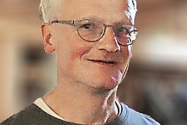 Gold für Hubert Rombach