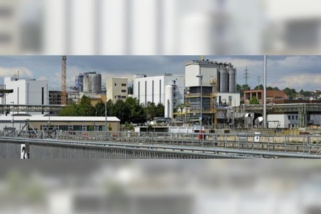 Chemiestandort Rheinfelden