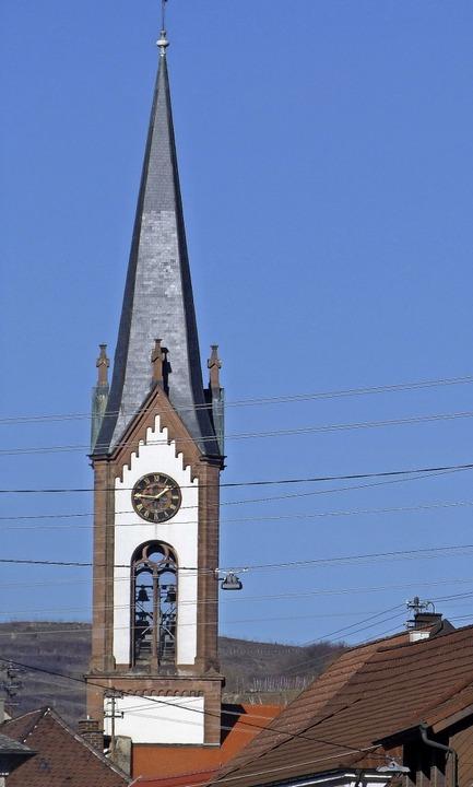 Auch die Mitglieder der evangelischen ...ür den künftigen  Kirchengemeinderat.   | Foto: Christine Weirich