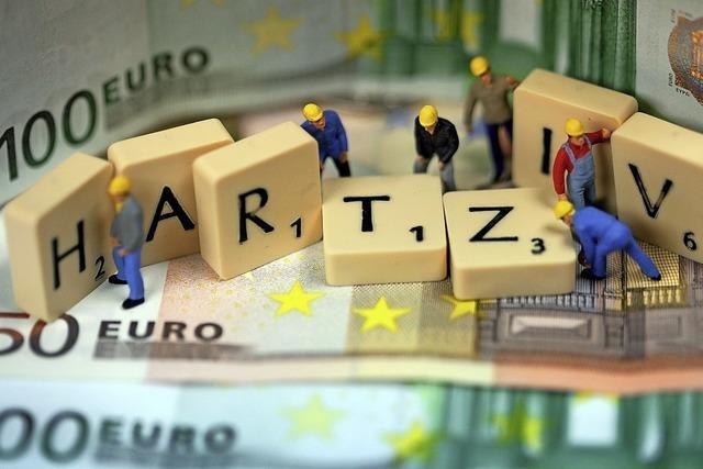 Jobcenter müssen Strafen für Hartz-IV-Empfänger verringern