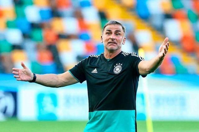 U-21-Trainer Stefan Kuntz: