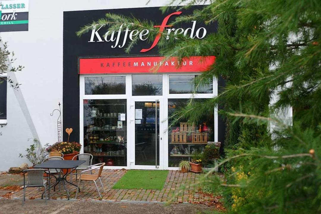 Das Kaffee Fredo war sechs Jahre lang in Müllheim – nun zieht es weg.    Foto: Susanne Ehmann