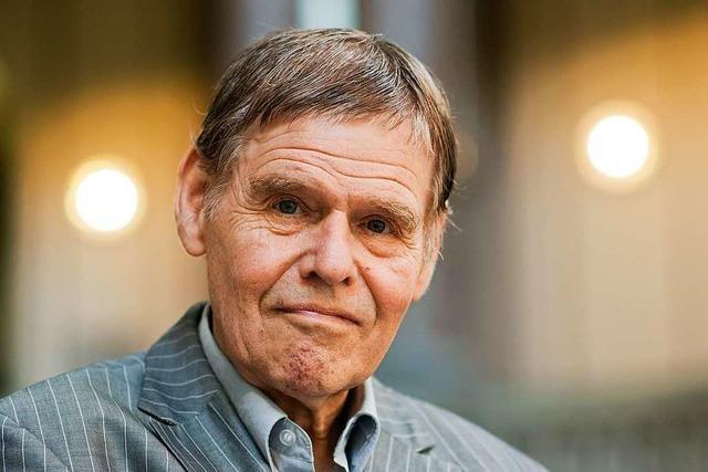 Schriftsteller Christoph Meckel wird mit Antiquaria-Preis ausgezeichnet
