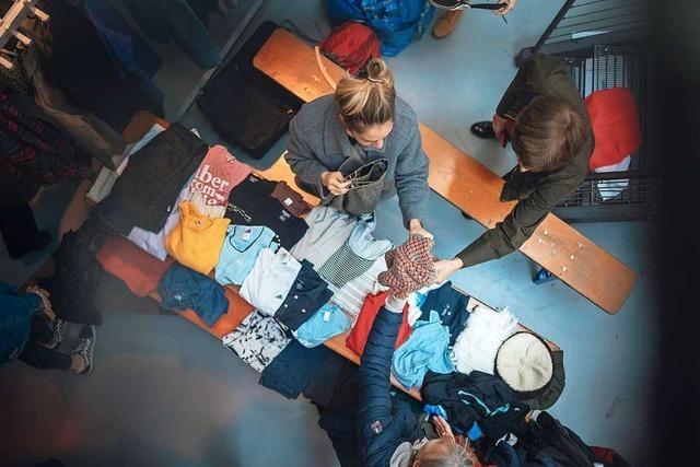 Fotos: So war der 13. Frollein Flohmarkt im E-Werk Freiburg