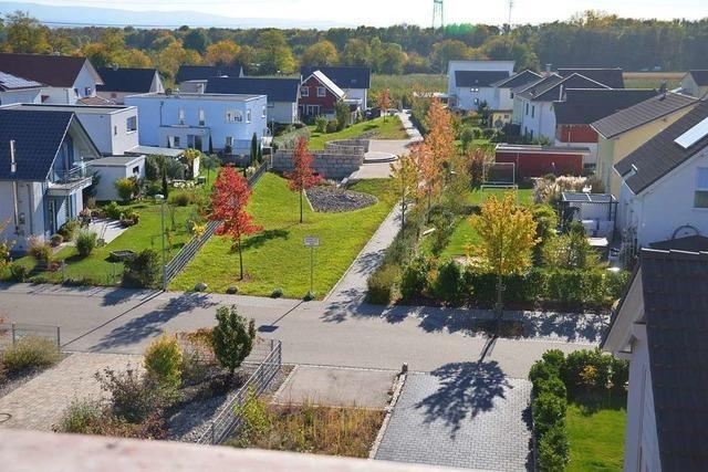 Efringen-Kirchen sucht Lösungen für einheimische Familien