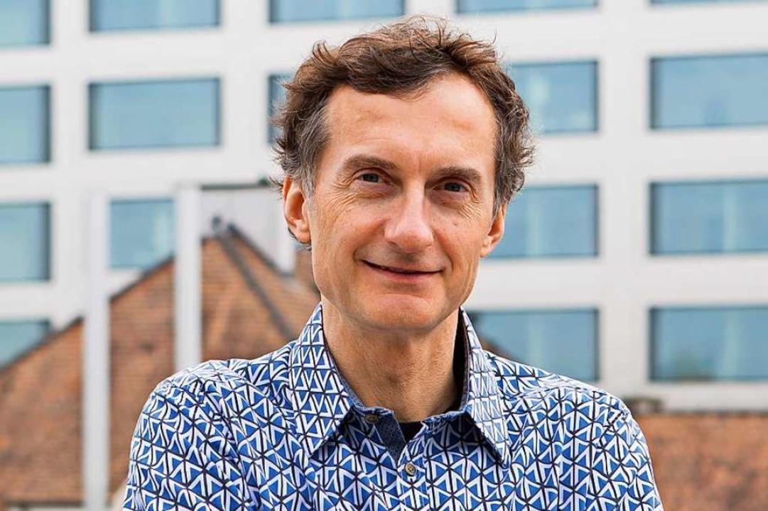 Leiter des Biozentrums der Universität Basel: Alexander Schier  | Foto: Biozentrum Basel