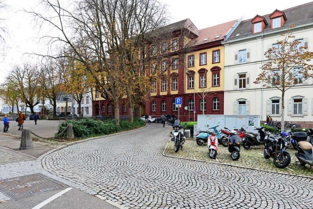 Das Amtsgericht am Holzmarkt.  | Foto: Ingo Schneider