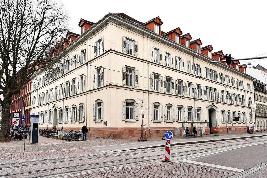 In der Zeit des Nationalsozialismus wu...nds und sogenannte Plünderer verhängt.  | Foto: Thomas Kunz