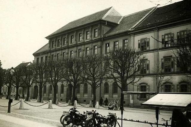 Wilhelm L. wurde enthauptet – wegen eines Einbruchs in Freiburg