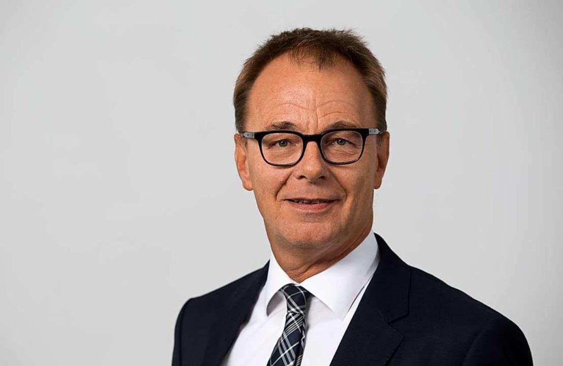 Stephan Wilcken, eit 2009 Geschäftsfüh...es Arbeitgeberverbandes Südwestmetall.  | Foto: Frank Eppler