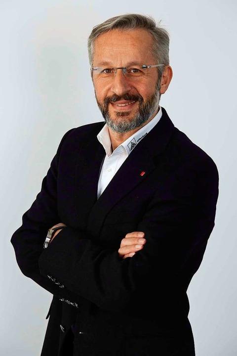 Ahmet Karademir ist erster  Bevollmäch...r Gewerkschaft IG Metall in Offenburg.  | Foto: Hermann Mareth