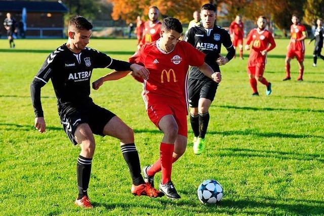 FC Wallbach schlägt FV Lörrach-Brombach II und hält Anschluss