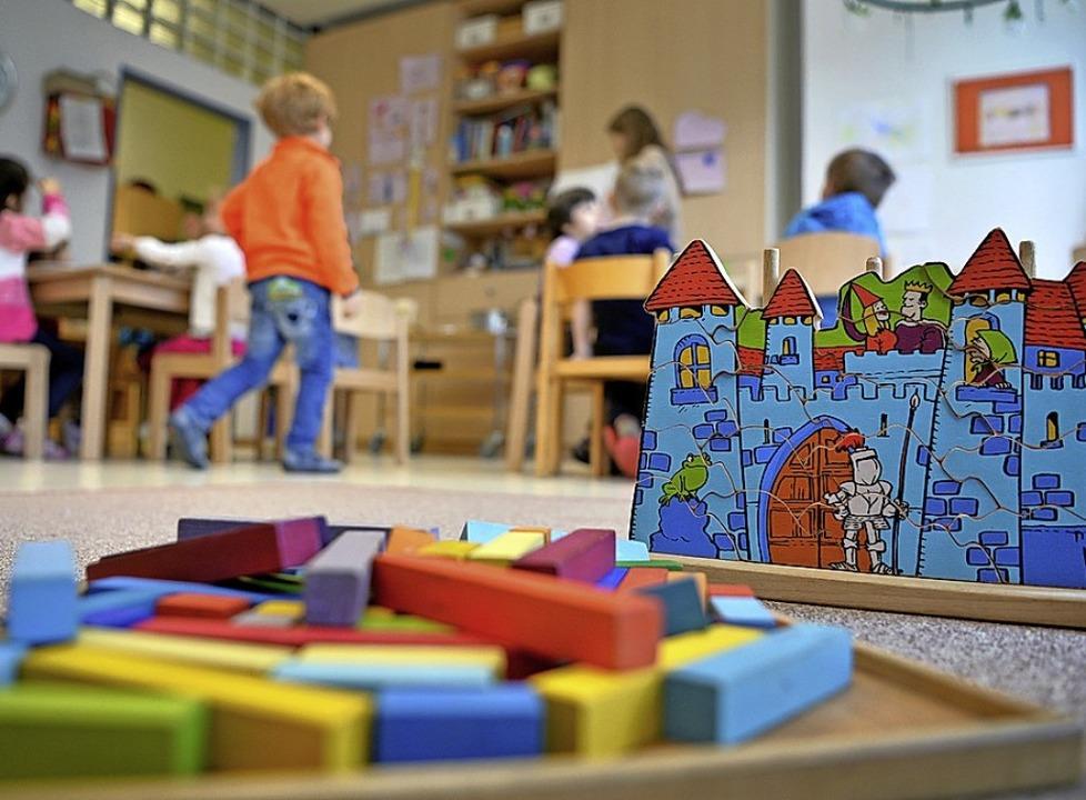 Herbolzheim fehlen in den nächsten Jah...is der neue Kindergarten gebaut ist.    | Foto: Monika Skolimowska (dpa)