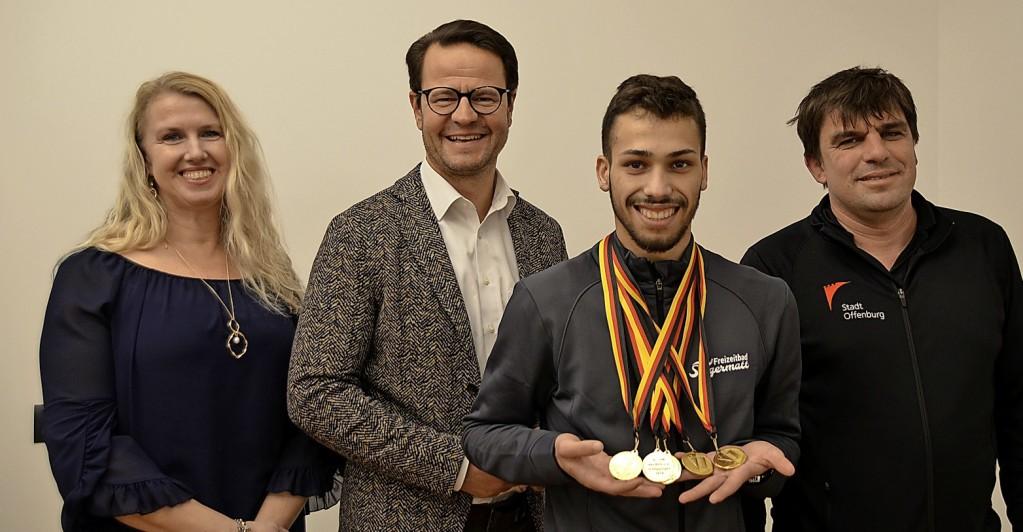 Goldjunge aus Offenburg - Offenburg - Badische Zeitung