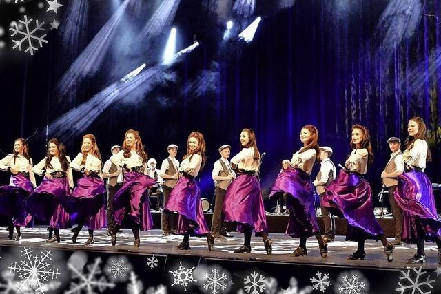 Spirt of Irish Christmas mit den Danceperados of Ireland