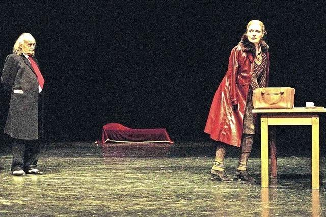 Theaterdirektor Campese