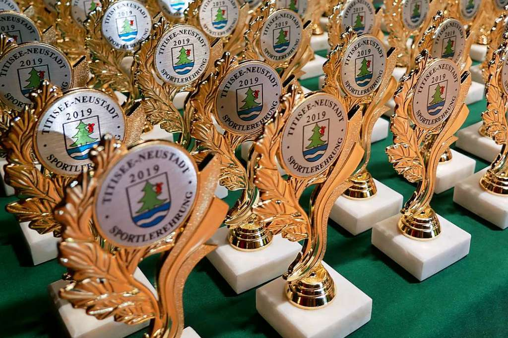 Das sind Titisee-Neustadts Sportler des Jahres - Titisee-Neustadt - Badische Zeitung