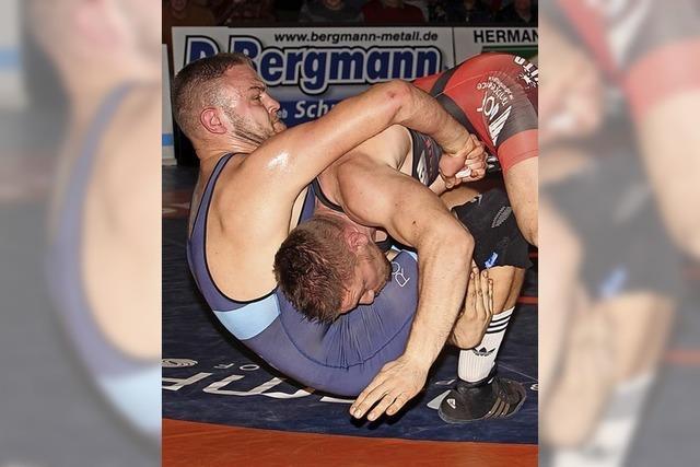 Roddys pushen die WKG-Ringer