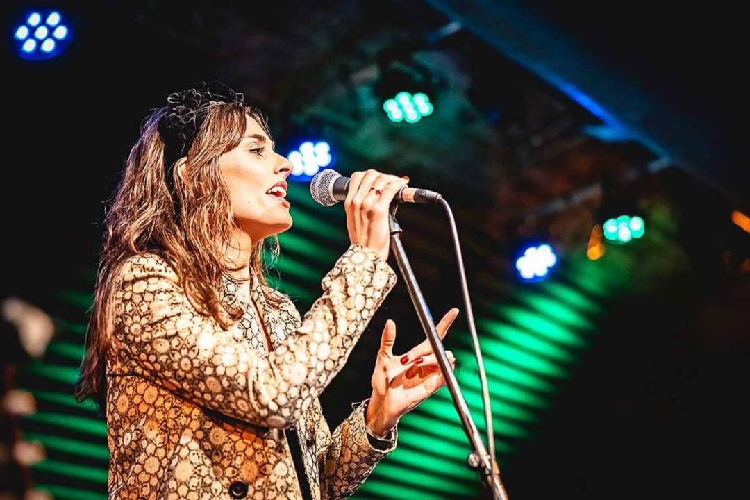 Singer/Songwriterin Sophie Auster  | Foto: Janos Ruf