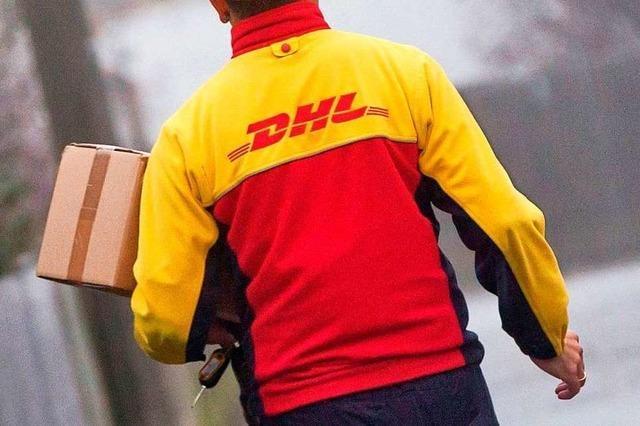 Paketdienst DHL setzt verstärkt auf E-Mail und App