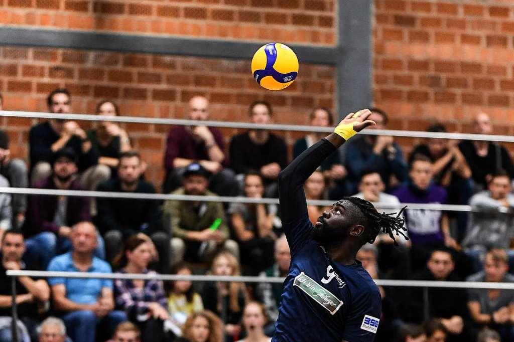 Affenbande nach dritter Heimniederlage im Abstiegskampf - Volleyball - Badische Zeitung