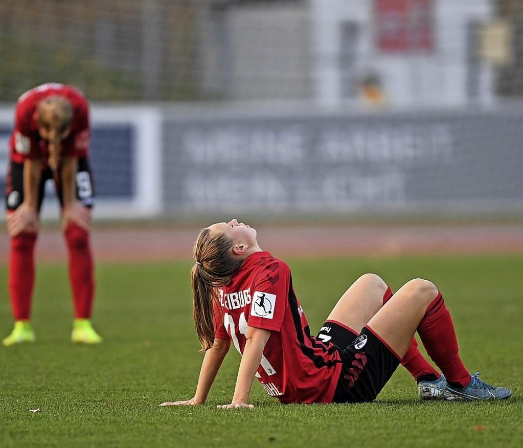 SC-Frauen scheitern im Achtelfinale - SC Freiburg - Badische Zeitung