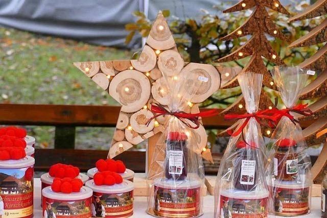 Wintermarkt und Weihnachtsmarkt in Waldkirch