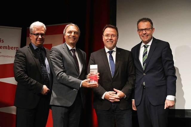 Der fünfte Lotto-Museumspreis geht an das Museum im Ritterhaus in Offenburg