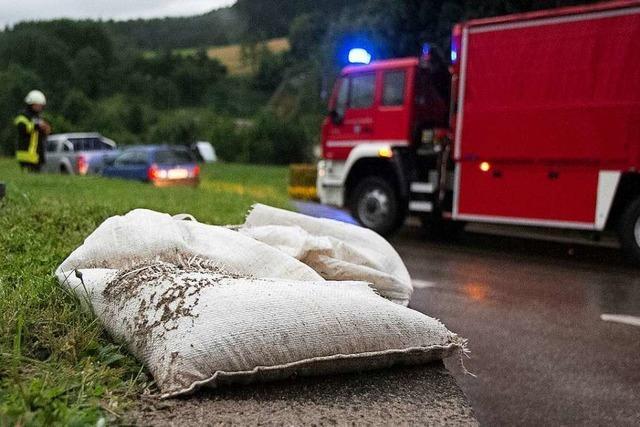 Elzach rechnet mit Kosten von 8 Millionen Euro für Schutz vor Starkregen-Überflutungen