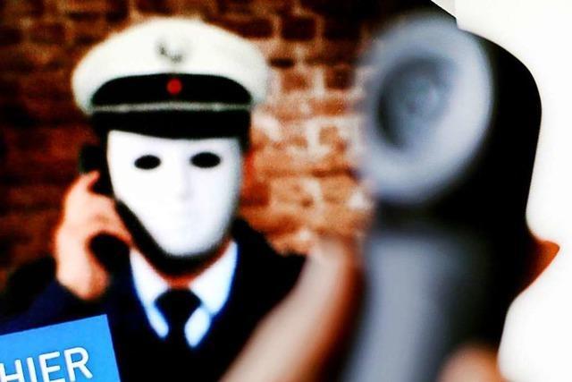 Falsche Polizisten in Rheinfelden und Grenzach-Wyhlen zugange