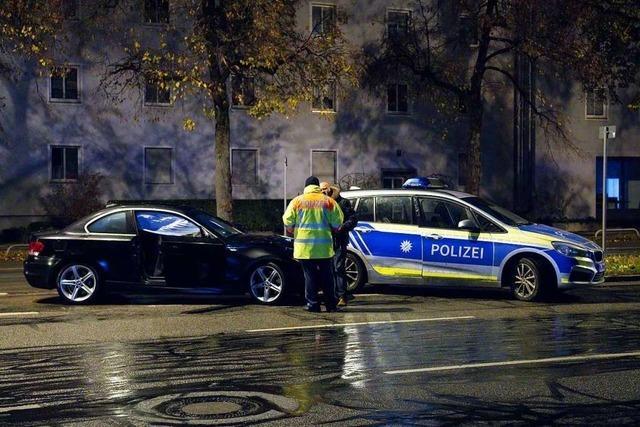 Der Raser von München war alkoholisiert – und wurde gefilmt