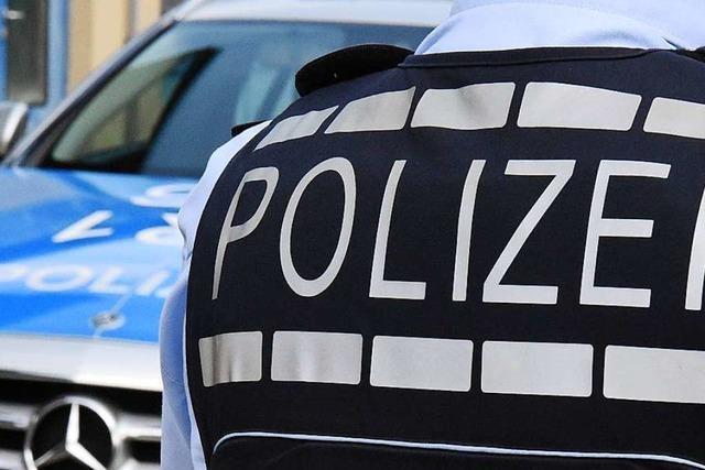 Beifahrerin wird bei Verkehrsunfall in Denzlingen verletzt