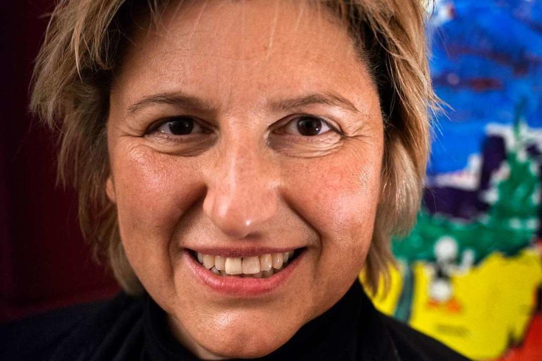 Martina Schöner ist in der High-End-Sz...nd zudem eine der ganz wenigen Frauen.  | Foto: Stephan Elsemann