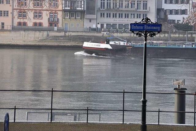 Rollstuhlfahrer stirbt nach Sturz in den Rhein in Basel
