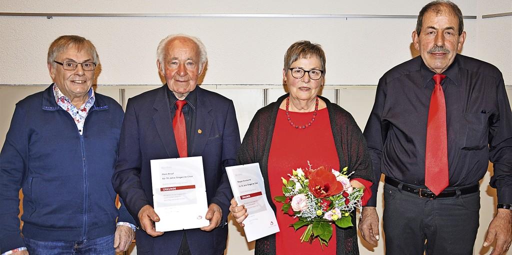 Chor sendet ein Lebenszeichen - Steinen - Badische Zeitung