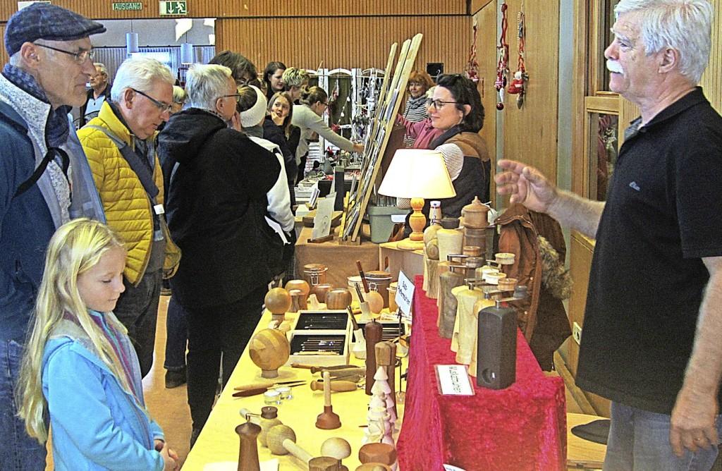 Besucherstrom hielt den ganzen Tag - Steinen - Badische Zeitung