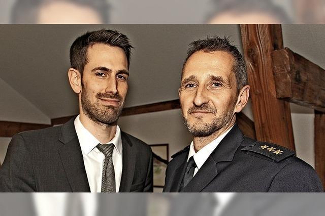 Maxime Fischer ist neuer Zoll- und Polizei-Koordinator